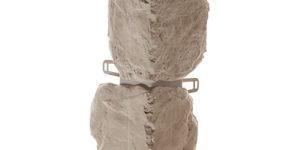 Наружный угол Бутовый камень Нормандский