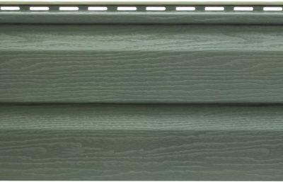 сайдинг канадаплюс зелёный