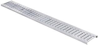 Решётка канала стальная