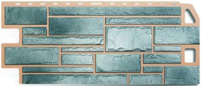 Фасадная панель Камень Топаз