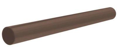 Труба водосточная 4 м. Стандарт Коричневая