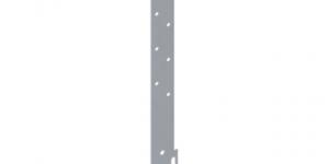 Удлинитель кронштейна металлический Стандарт Белый