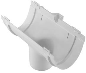 Воронка 74 мм Стандарт Белая