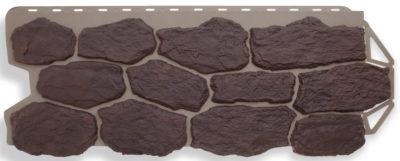 Фасадная панель Бутовый камень Датский