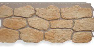 Фасадная панель Бутовый камень Греческий