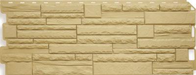 Фасадная панель Скалистый камень Кавказ