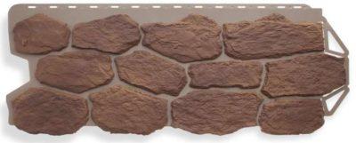 Фасадная панель Бутовый камень Скифский