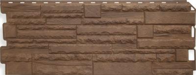 Фасадная панель Скалистый камень Тибет 1