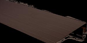 J-фаска коричневая 3,66 м.