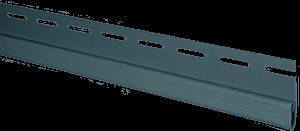 Планка финишная, 3660 мм, цвет Серо-голубой