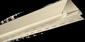 Планка наружный угол, 3050 мм, цвет Кремовый