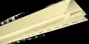 Планка наружный угол, 3050 мм, цвет Лимонный
