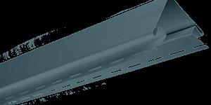 Планка наружный угол, 3050 мм, цвет Серо-голубой