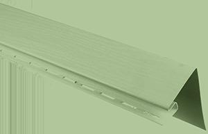 Планка околооконная, 3050 мм, цвет Салатовый