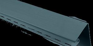 Планка околооконная, 3050 мм, цвет Серо-голубой