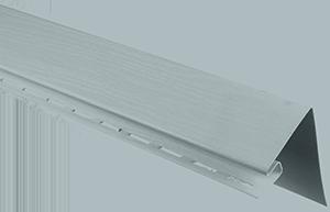 Планка околооконная, 3050 мм, цвет Светло-серый