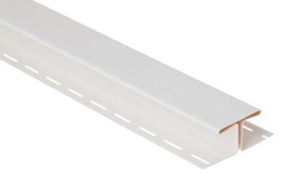 Планка соединительная, 3050 мм, цвет Белый