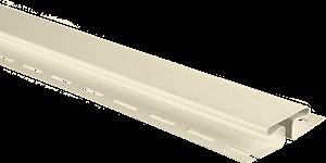 Планка соединительная, 3050 мм, цвет Кремовый