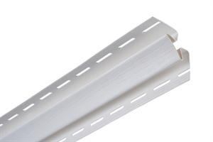 Планка внутренний угол, 3050 мм, цвет Белый
