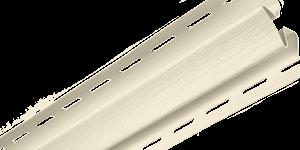 Планка внутренний угол, 3050 мм, цвет Кремовый
