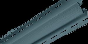Планка внутренний угол, 3050 мм, цвет Серо-голубой