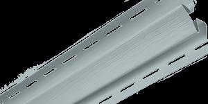 Планка внутренний угол, 3050 мм, цвет Светло-Серый