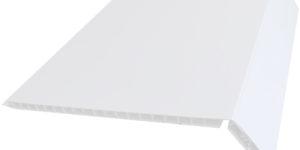 Панель белая откосная (0.24 х 6.0 м.п/м2)