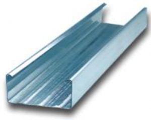 Профиль оцинкованный ПП 3,0 м/0,45мм  (60х27 мм.)