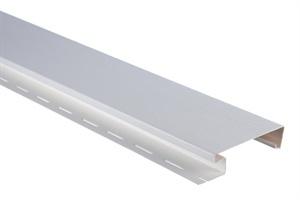 Планка наличник широкий, 3050 мм, цвет Белый