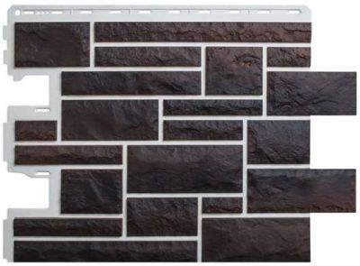 Фасадные панели Альта-Профиль Камень Пражский (цвет 05)