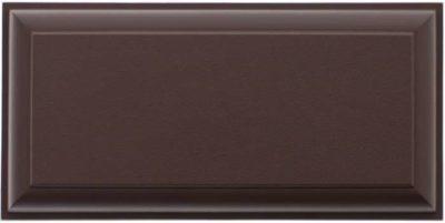 Система отделки углов Отделочный элемент № 1 (коричневый), 0,25 х 0,13 м.