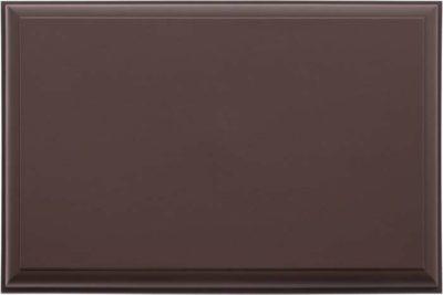 Система отделки углов Отделочный элемент № 3 (коричневый), 0,25 х 0,38 м.
