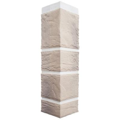 Наружный угол камень Пражский - 01