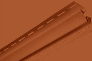 Планка Угол внутренний Т-13/BH дуб светлый 3,05