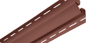 Планка Угол внутренний Т-13/BH красно-коричневый 3,05