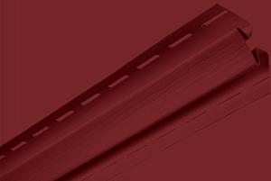 """Планка """"Угол внутренний"""" Т-13 красный 3,05"""