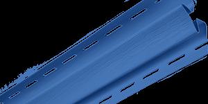 """Планка """"Угол внутренний"""" Т-13 синий 3,05"""