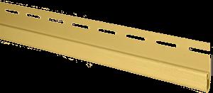 """Планка """"финишная"""" Желтая Т-14 3,66"""