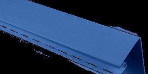 """Планка """"околооконная Т-17 синий 3,05"""