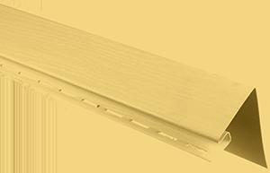 Планка околооконная Т-17 желтый 3,05
