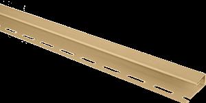 """Планка """"отделочная для откосов"""" песчаная Т-04 - 3,00м"""
