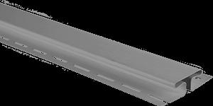 """Планка """"соединительная"""" Серебристая Т-18 3.05 м."""