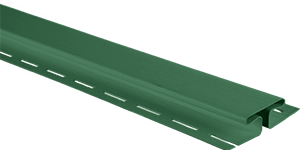 """Планка """"соединительная"""" Зелёная Т-18 3.05 м."""