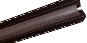 Планка Угол внутренний Т-13/BH коричневый 3,05